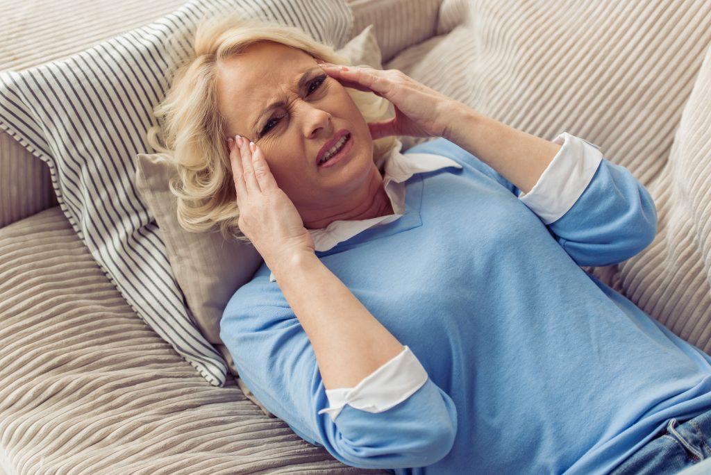 kobieta menopauza